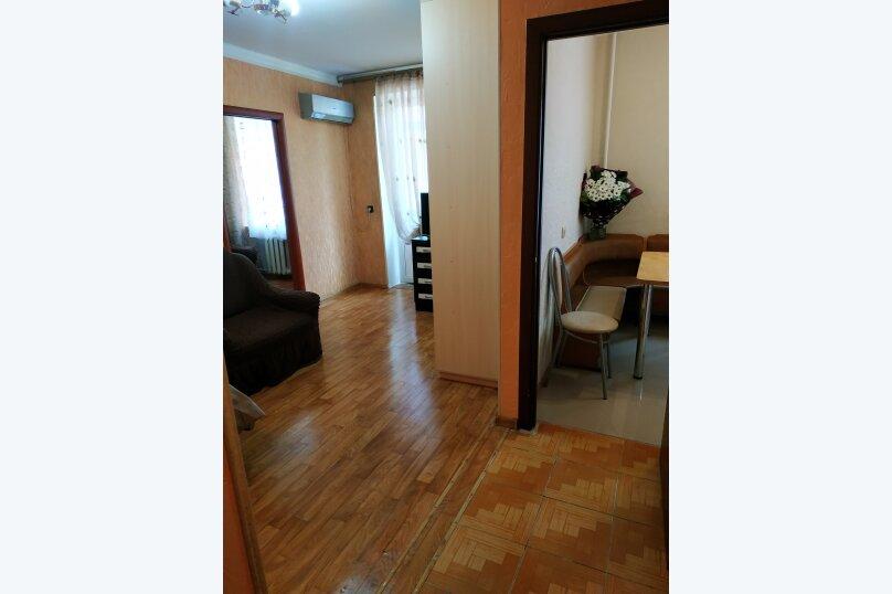 2-комн. квартира, 45 кв.м. на 6 человек, улица Гоголя, 26, Севастополь - Фотография 8
