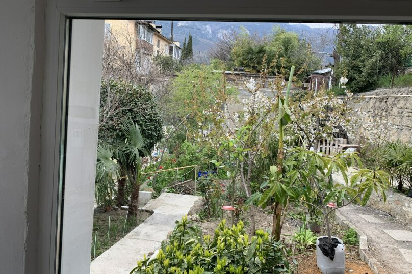 Частный дом в Крыму, Гурзуф 1-я половинка, 50 кв.м. на 4 человека, 2 спальни, Пролетарская, 19, Гурзуф - Фотография 19