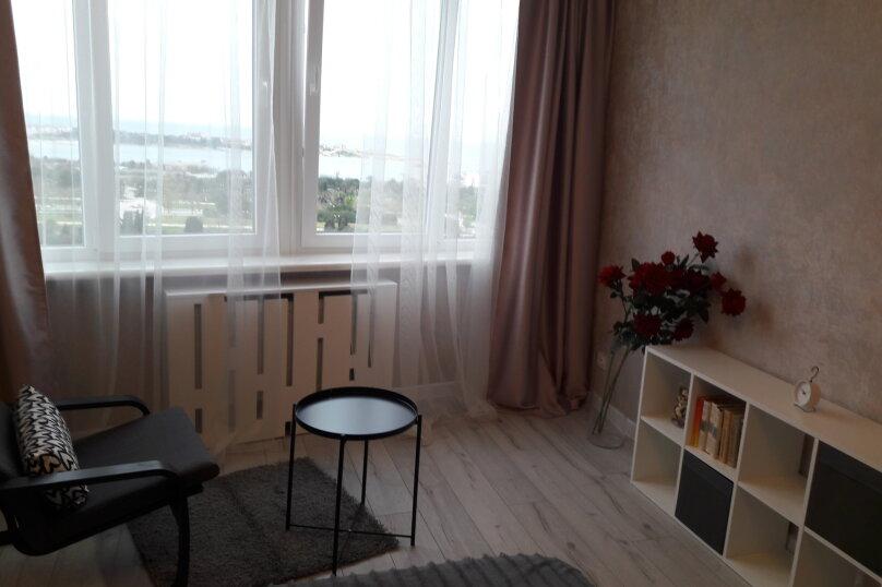 1-комн. квартира, 51 кв.м. на 3 человека, Парковая улица, 12, Севастополь - Фотография 1