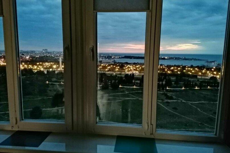 1-комн. квартира, 51 кв.м. на 3 человека, Парковая улица, 12, Севастополь - Фотография 12