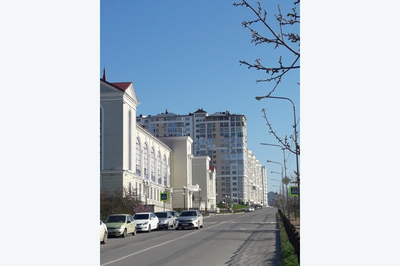 1-комн. квартира, 51 кв.м. на 3 человека, Парковая улица, 12, Севастополь - Фотография 13
