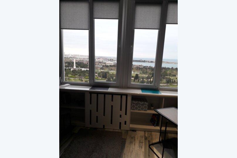 1-комн. квартира, 51 кв.м. на 3 человека, Парковая улица, 12, Севастополь - Фотография 17