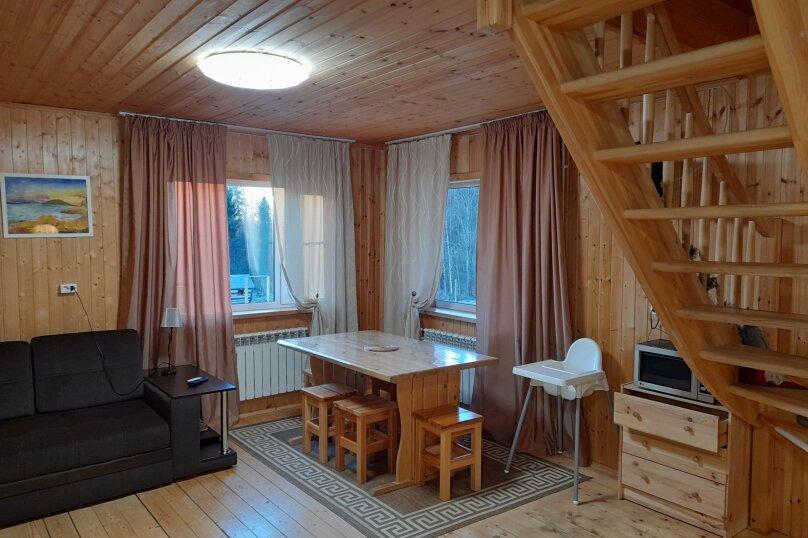 Западный дом, 70 кв.м. на 5 человек, 2 спальни, Западная, 1, Сортавала - Фотография 69
