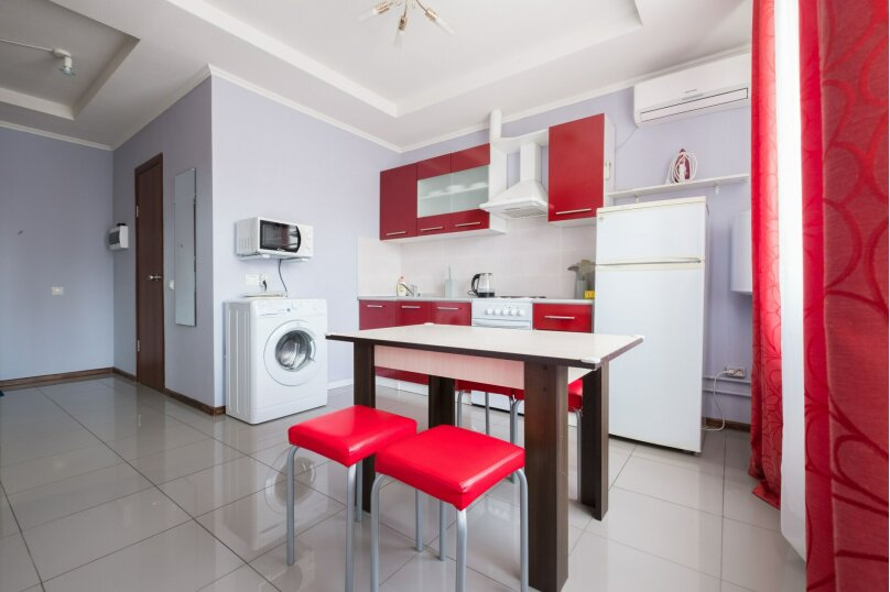 2-комн. квартира, 44 кв.м. на 5 человек, улица Гидростроителей, 59, Краснодар - Фотография 2