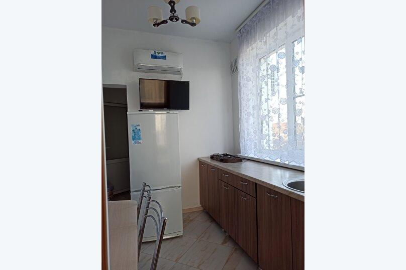 1-комн. квартира, 29 кв.м. на 2 человека, Октябрьская, 1а, Витязево - Фотография 35