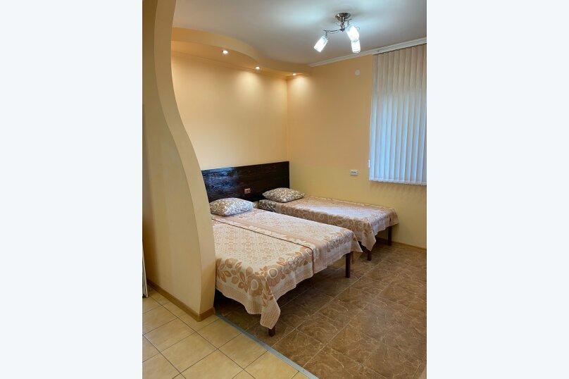 Лавровый дворик, 28 кв.м. на 3 человека, 1 спальня, Пролетарская улица, 7, Гурзуф - Фотография 4