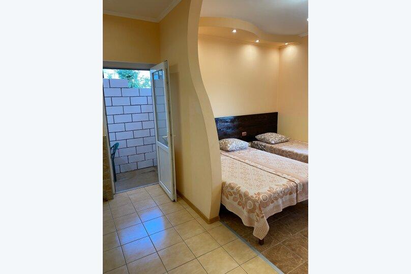 Лавровый дворик, 28 кв.м. на 3 человека, 1 спальня, Пролетарская улица, 7, Гурзуф - Фотография 5