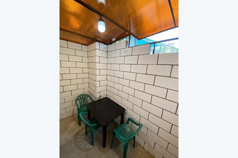 Лавровый дворик, 28 кв.м. на 3 человека, 1 спальня, Пролетарская улица, 7, Гурзуф - Фотография 20