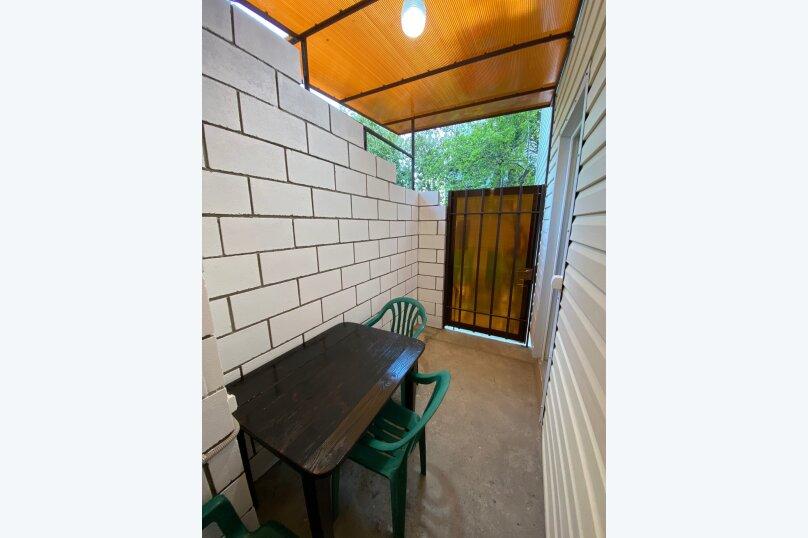 Лавровый дворик, 28 кв.м. на 3 человека, 1 спальня, Пролетарская улица, 7, Гурзуф - Фотография 21