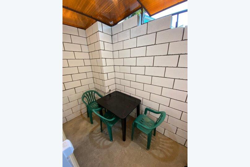 Лавровый дворик, 28 кв.м. на 3 человека, 1 спальня, Пролетарская улица, 7, Гурзуф - Фотография 22