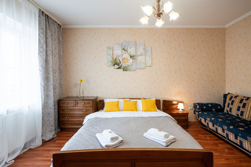 1-комн. квартира, 44 кв.м. на 3 человека, Римская улица, 31, Калининград - Фотография 2