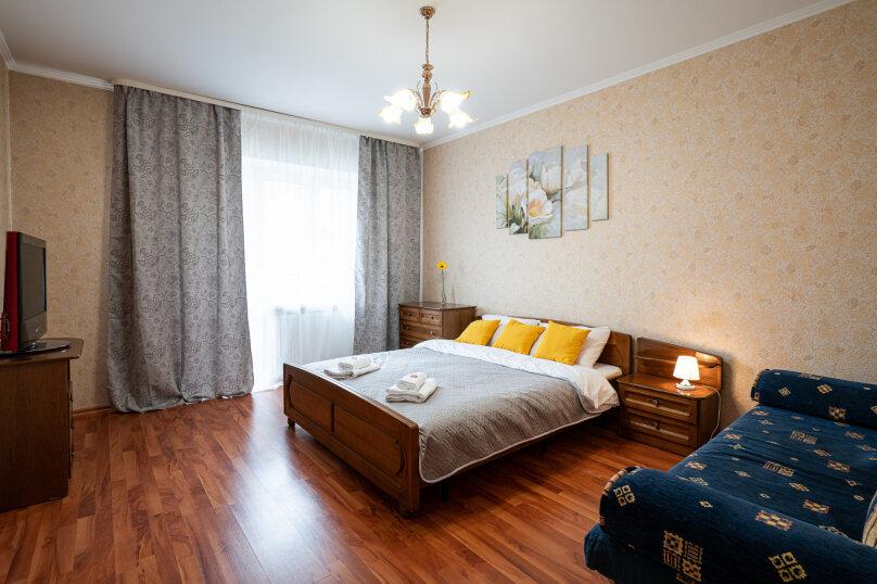 1-комн. квартира, 44 кв.м. на 3 человека, Римская улица, 31, Калининград - Фотография 1