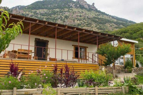 """Гостевой дом """"Demerdji house"""" в горах"""