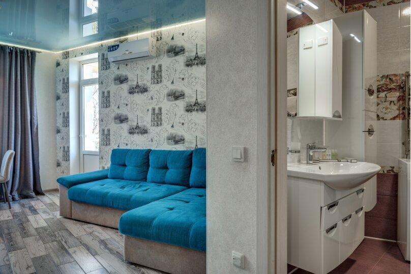 3-комн. квартира, 80 кв.м. на 4 человека, Морской спуск, 9, Ялта - Фотография 12