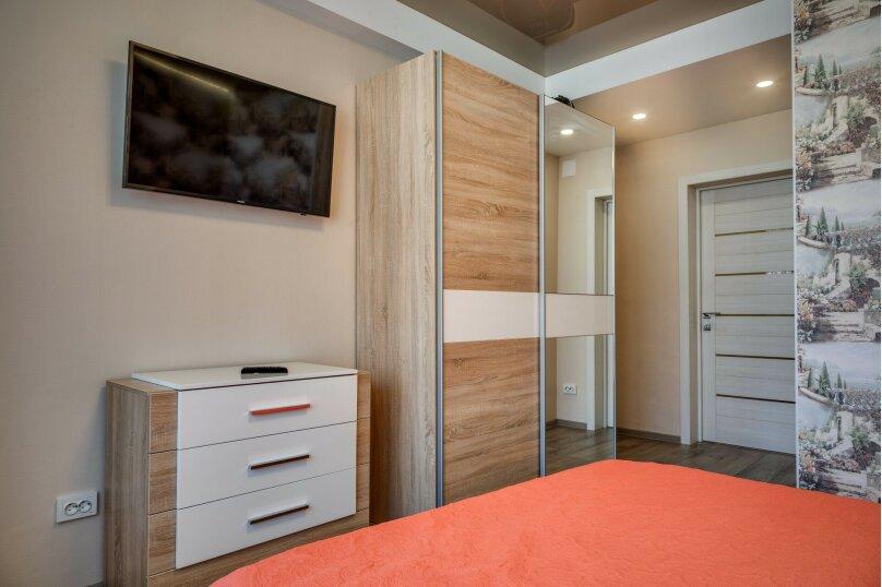 3-комн. квартира, 80 кв.м. на 4 человека, Морской спуск, 9, Ялта - Фотография 14