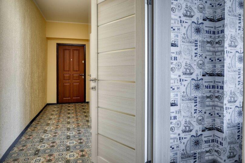 3-комн. квартира, 80 кв.м. на 4 человека, Морской спуск, 9, Ялта - Фотография 23