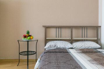 1-комн. квартира, 39 кв.м. на 2 человека, проспект Карла Маркса, 39, Новосибирск - Фотография 1