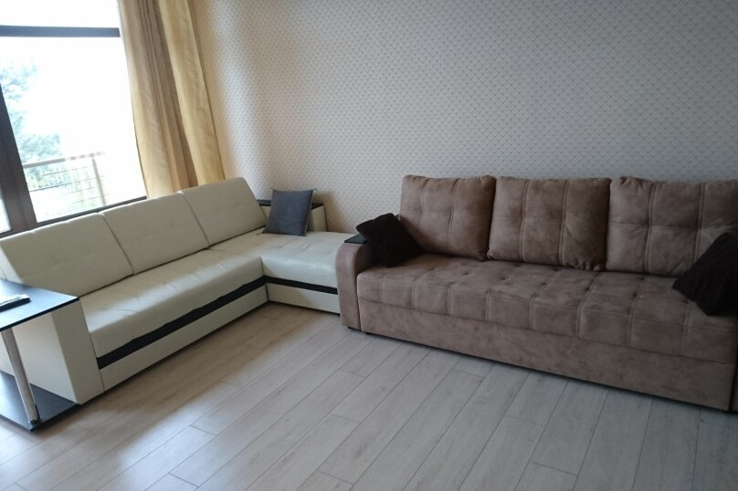 2-комн. квартира, 40 кв.м. на 6 человек, Алупкинское шоссе, 2Г, Кореиз - Фотография 13