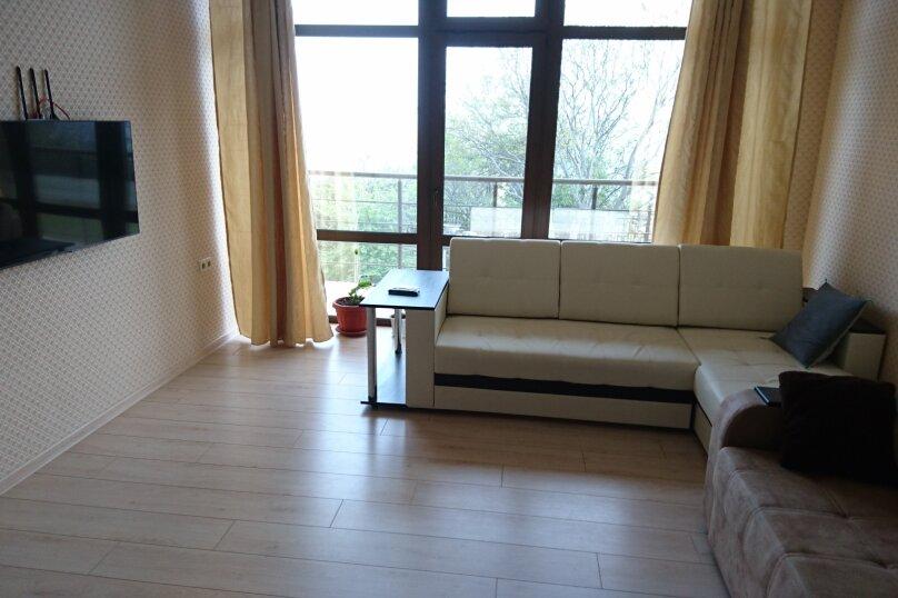 2-комн. квартира, 40 кв.м. на 6 человек, Алупкинское шоссе, 2Г, Кореиз - Фотография 14