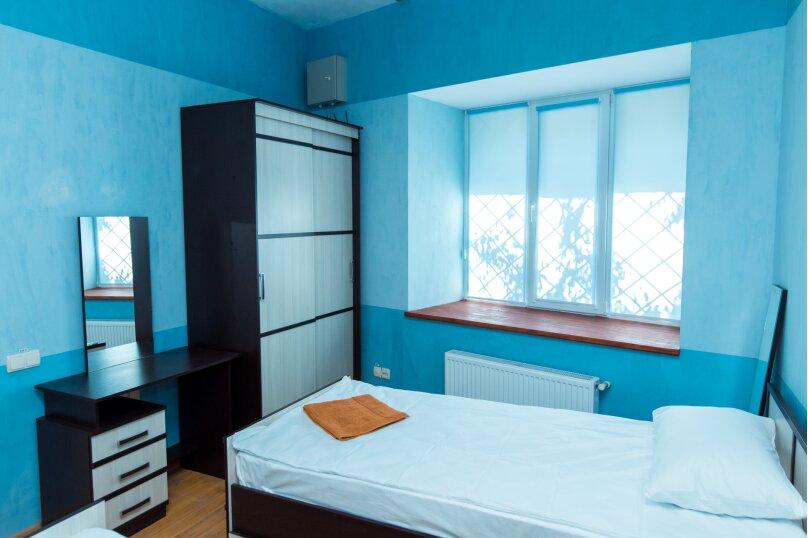 Двухместный номер с раздельными кроватями Морской бриз, улица Сергеева-Ценского, 28, Симферополь - Фотография 1
