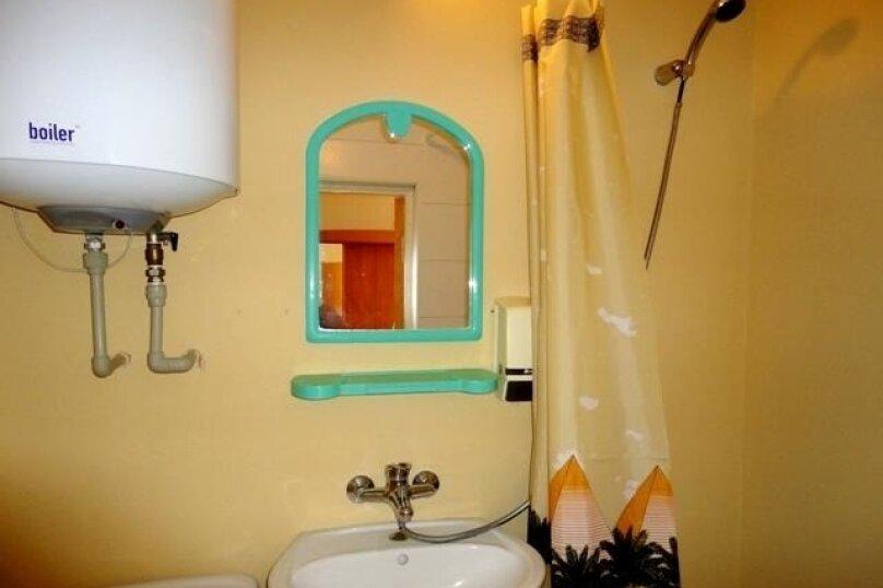 2-комн. квартира, 60 кв.м. на 4 человека, улица Гора Фирейная, 7А, Судак - Фотография 3