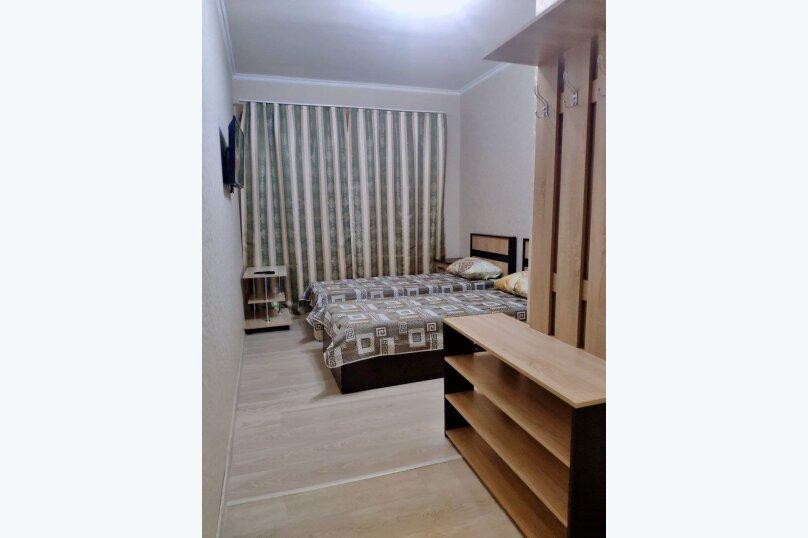 Номер Полулюкс с 2 раздельными кроватями. Душ, с/у в номере, Озёрная улица, 27, Геленджик - Фотография 3