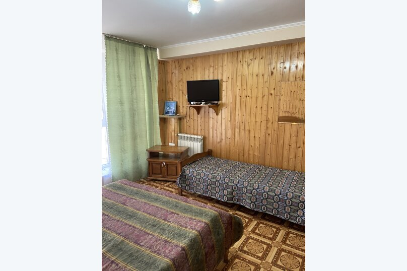 #2 Трехместный номер без балкона № 2, Кольцевая улица, 2, Лазаревское - Фотография 1