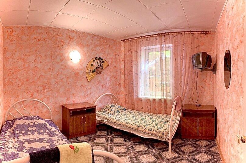 2-х местный номер с беседкой-террасой / 1-й этаж / комната 3, Северная улица, 9А, Дивноморское - Фотография 1