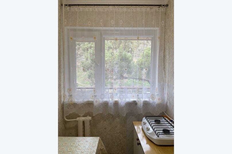 1-комн. квартира, 33 кв.м. на 3 человека, улица Космонавтов, 18, Форос - Фотография 12