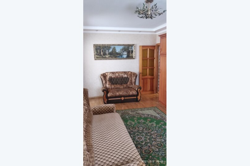 1-комн. квартира, 42 кв.м. на 3 человека, Западная улица, 19, Алупка - Фотография 12