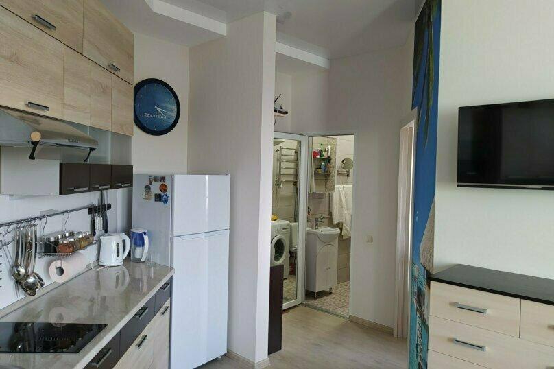 2-комн. квартира, 32 кв.м. на 3 человека, улица Юнге, 7В, Коктебель - Фотография 1