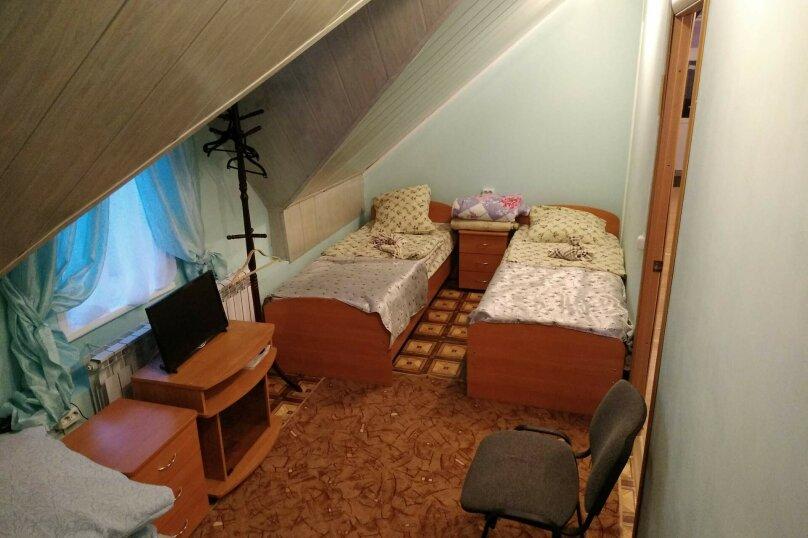 Четыхместный номер (4 односпальные кровати) с общим душем и туалетом , Никольская улица, 14А, Мышкин - Фотография 1