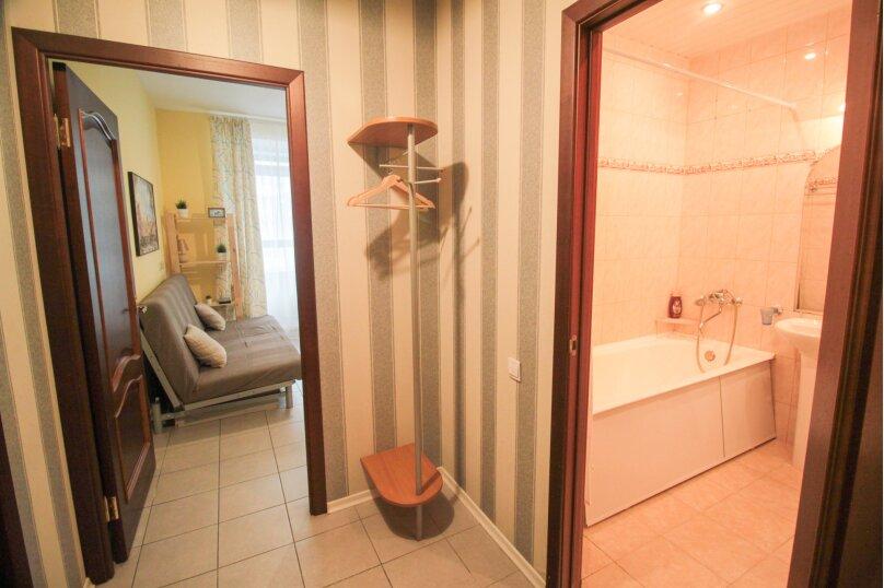 1-комн. квартира, 40 кв.м. на 4 человека, Капитанская улица, 4, Санкт-Петербург - Фотография 2
