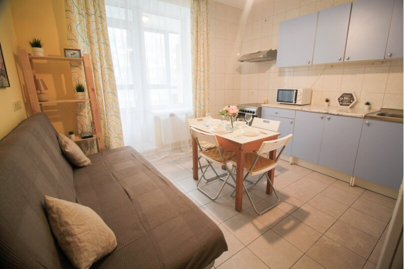 1-комн. квартира, 40 кв.м. на 4 человека, Капитанская улица, 4, Санкт-Петербург - Фотография 7