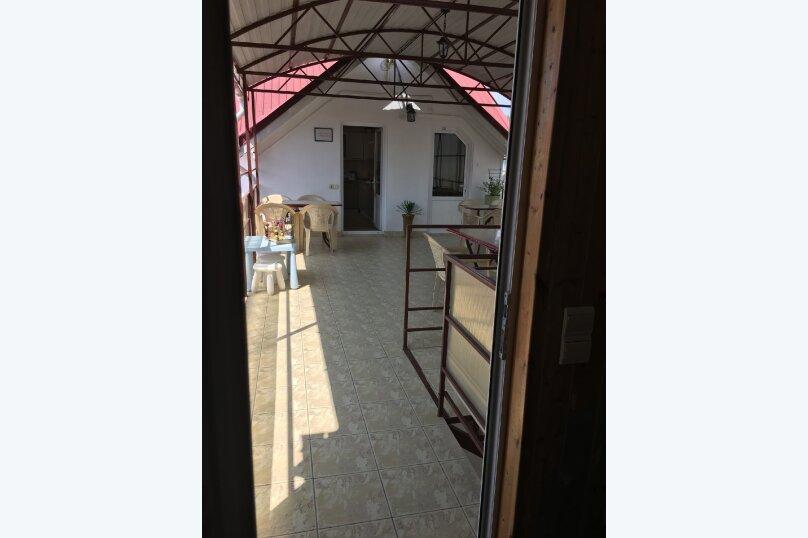 3-местный с балконом и выходом на террасу, Терская улица, 144, Анапа - Фотография 9