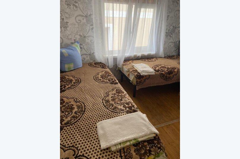 Номер 5 с односпальными кроватями, улица Тельмана, 15, Геленджик - Фотография 1