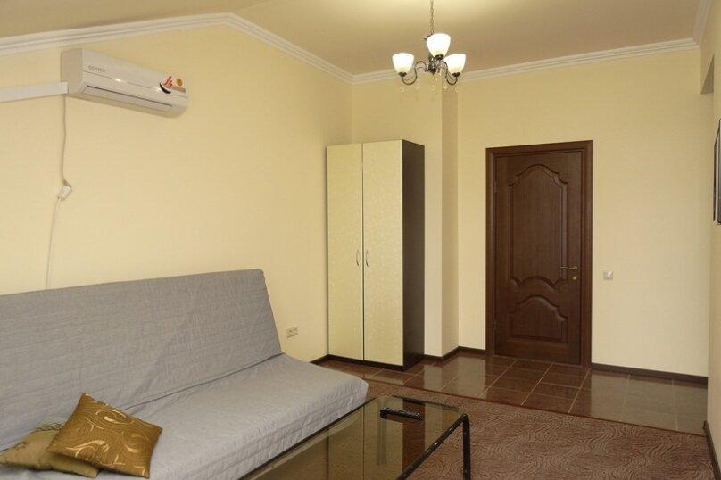 Двухкомнатный семейный номер без балкона, улица Шевченко, 63, Анапа - Фотография 3
