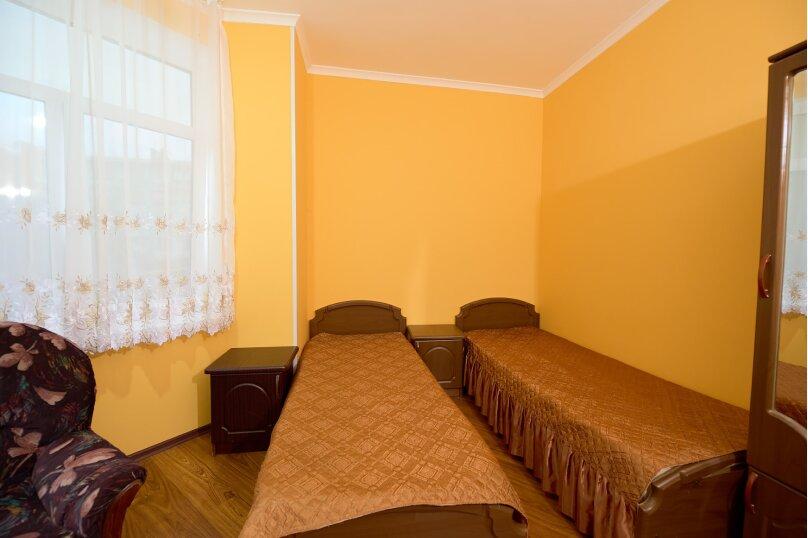 Двухместный номер с 2 отдельными кроватями и общей ванной комнатой, Центральная улица, 50к6, Головинка - Фотография 1