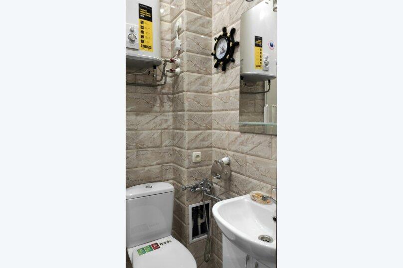 2-комн. квартира, 45 кв.м. на 5 человек, Качинское шоссе , 35, посёлок Орловка, Севастополь - Фотография 17