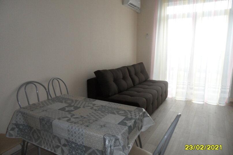 2-комн. квартира, 40 кв.м. на 4 человека, Супсехское шоссе, 39к2, Анапа - Фотография 14