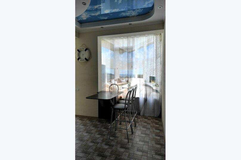 2-комн. квартира, 45 кв.м. на 5 человек, Качинское шоссе , 35, посёлок Орловка, Севастополь - Фотография 32
