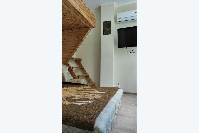 2-комн. квартира, 45 кв.м. на 5 человек, Качинское шоссе , 35, посёлок Орловка, Севастополь - Фотография 39