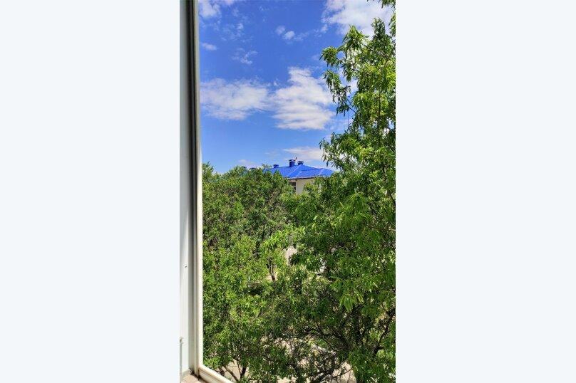 2-комн. квартира, 45 кв.м. на 5 человек, Качинское шоссе , 35, посёлок Орловка, Севастополь - Фотография 40