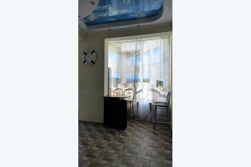 2-комн. квартира, 45 кв.м. на 5 человек, Качинское шоссе , 35, посёлок Орловка, Севастополь - Фотография 42