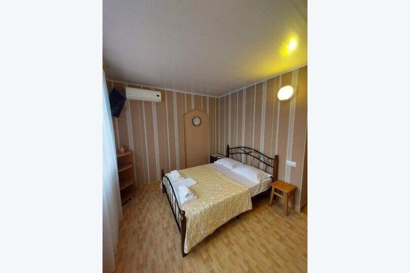 Двухкомнатный четырёхместный номер с удобствами, Керченская улица, 18, Лоо - Фотография 1