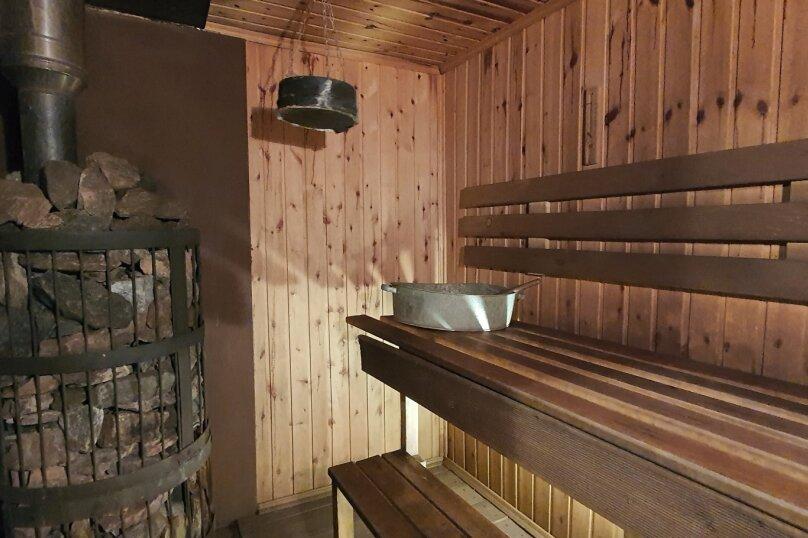 Коттедж, 450 кв.м. на 25 человек, Нагорная , 17А, деревня Корабсельки, Бугры - Фотография 56