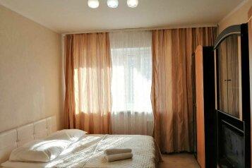 1-комн. квартира, 40 кв.м. на 4 человека, улица Авиаторов, 23, Красноярск - Фотография 1