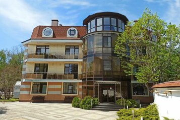 2-комн. квартира, 30 кв.м. на 4 человека, Морская улица, 11, Ольгинка - Фотография 1
