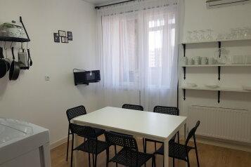 1-комн. квартира, 40 кв.м. на 5 человек, улица Лермонтова, 118, Анапа - Фотография 1