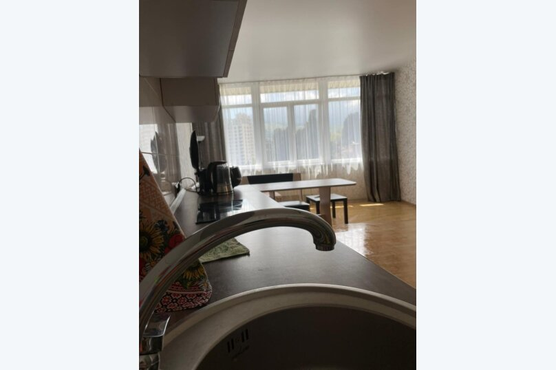 2-комн. квартира, 53 кв.м. на 3 человека, улица Халтурина, 67, Ялта - Фотография 5